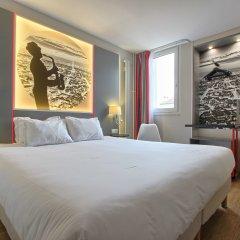 Отель Kyriad Paris Nord Porte de St Ouen комната для гостей