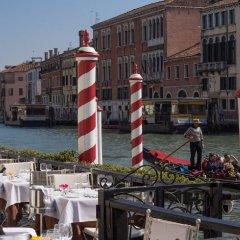 Отель Continental Venice Италия, Венеция - 2 отзыва об отеле, цены и фото номеров - забронировать отель Continental Venice онлайн приотельная территория