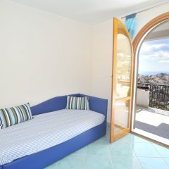 Отель Colpo d'Ali Holiday House Италия, Равелло - отзывы, цены и фото номеров - забронировать отель Colpo d'Ali Holiday House онлайн комната для гостей фото 5