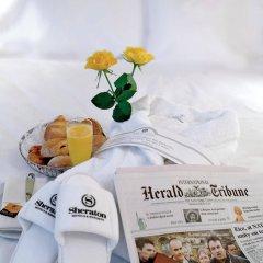 Sheraton Brussels Hotel Брюссель в номере