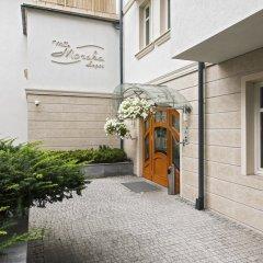 Апартаменты Royal Apartments - Apartamenty Morskie Сопот вид на фасад
