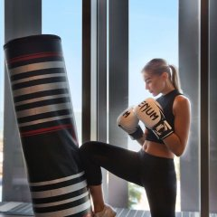 Отель Rixos Premium Дубай фитнесс-зал фото 3