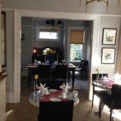 Отель Barclay House Bed and Breakfast Канада, Ванкувер - отзывы, цены и фото номеров - забронировать отель Barclay House Bed and Breakfast онлайн питание