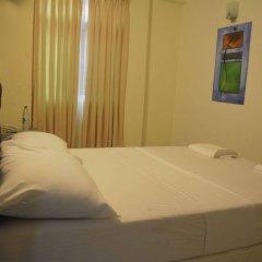 VJ City Hotel ванная