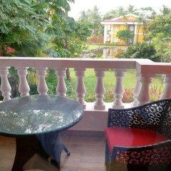 Отель Taj Exotica Гоа балкон