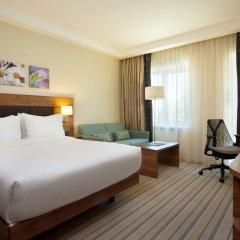 Гостиница Hilton Garden Inn Moscow Новая Рига комната для гостей фото 2