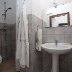Отель Discesa delle Capre Palermo Италия, Палермо - отзывы, цены и фото номеров - забронировать отель Discesa delle Capre Palermo онлайн ванная