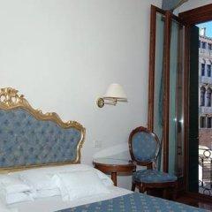 Отель Locanda SantAgostin балкон