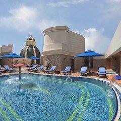 Royal Rose Hotel бассейн
