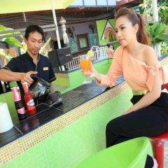 Отель Central Pattaya Garden Resort гостиничный бар
