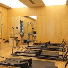 Отель The Roseate New Delhi фитнесс-зал