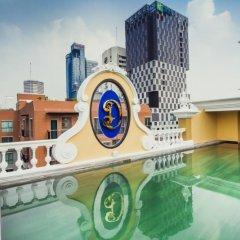 Отель Vista Residence Bangkok Бангкок бассейн