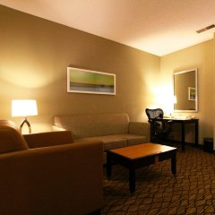 Отель Holiday Inn Effingham комната для гостей фото 5