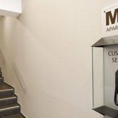 Апартаменты MH Apartments Ramblas интерьер отеля