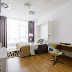 Отель Varsovia Apartamenty Jerozolimskie комната для гостей