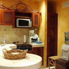 Villas Sacbe Condo Hotel and Beach Club Плая-дель-Кармен удобства в номере