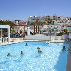 Отель The New California Hotel - Adults Only Португалия, Албуфейра - отзывы, цены и фото номеров - забронировать отель The New California Hotel - Adults Only онлайн бассейн