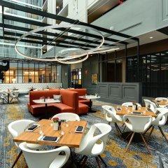 Отель Hilton Columbus Downtown США, Колумбус - отзывы, цены и фото номеров - забронировать отель Hilton Columbus Downtown онлайн питание фото 3
