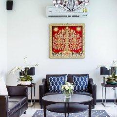 Отель Waterford Condominium Sukhumvit 50 Бангкок комната для гостей фото 3
