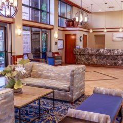 Отель Radisson Suites Tucson интерьер отеля