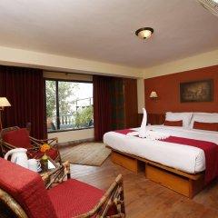Отель Dhulikhel Lodge Resort Непал, Дхуликхел - отзывы, цены и фото номеров - забронировать отель Dhulikhel Lodge Resort онлайн комната для гостей
