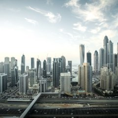 Pullman Dubai Jumeirah Lakes Towers - Hotel and Residence фото 11