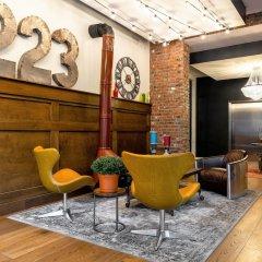 Отель Stay Alfred at 223 E Town США, Колумбус - отзывы, цены и фото номеров - забронировать отель Stay Alfred at 223 E Town онлайн интерьер отеля