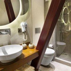 Отель Nuru Ziya Suites Стамбул ванная