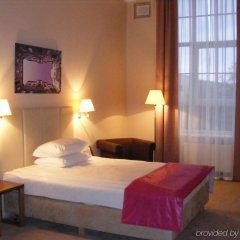 Hotel Focus Lodz комната для гостей