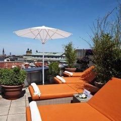 Отель Mandarin Oriental, Munich Германия, Мюнхен - 7 отзывов об отеле, цены и фото номеров - забронировать отель Mandarin Oriental, Munich онлайн бассейн фото 3