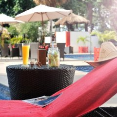 Отель Pullman Kinshasa Grand Hotel Республика Конго, Киншаса - отзывы, цены и фото номеров - забронировать отель Pullman Kinshasa Grand Hotel онлайн бассейн