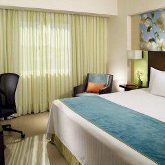 Отель Fairfield Inn by Marriott Los Cabos Мексика, Кабо-Сан-Лукас - отзывы, цены и фото номеров - забронировать отель Fairfield Inn by Marriott Los Cabos онлайн комната для гостей фото 3