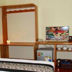 Отель Hoi An Leaf Homestay интерьер отеля