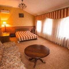Гостиница Magnat Lux комната для гостей фото 5