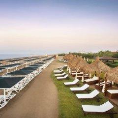 IC Hotels Residence Турция, Кунду - отзывы, цены и фото номеров - забронировать отель IC Hotels Residence - All Inclusive онлайн пляж