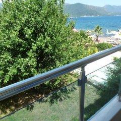 La Vita Beach Hotel Мармарис балкон