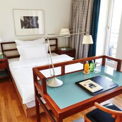 Steigenberger Hotel Bellerive au Lac удобства в номере