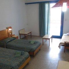 Отель Green Bungalows Hotel Apartments Кипр, Айя-Напа - 6 отзывов об отеле, цены и фото номеров - забронировать отель Green Bungalows Hotel Apartments онлайн комната для гостей фото 3