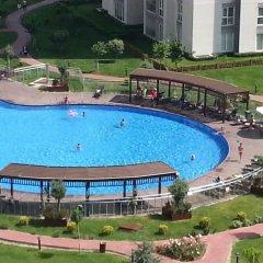 Апартаменты Julia Domna Apartments бассейн