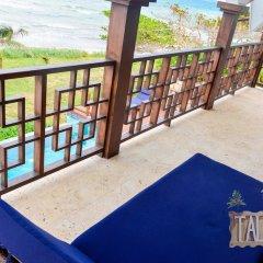 Отель Tallawah Villa, Silver Sands Jamaica 7BR балкон