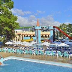 Sol Nessebar Palace Hotel - Все включено бассейн фото 2