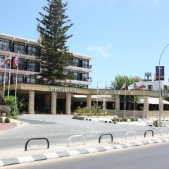 Hotel Veronica in Paphos, Cyprus from 46$, photos, reviews - zenhotels.com parking