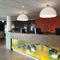 Отель Scandic Stavanger City интерьер отеля