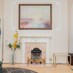 Апартаменты Lovely 2 Bedroom Apartment Near Hyde Park Лондон интерьер отеля