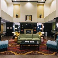 Отель Hampton Inn & Suites Effingham США, Эффингем - отзывы, цены и фото номеров - забронировать отель Hampton Inn & Suites Effingham онлайн интерьер отеля фото 3