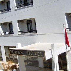 Budak Hotel Турция, Алтинкум - отзывы, цены и фото номеров - забронировать отель Budak Hotel онлайн балкон
