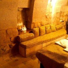 Отель Monte Cappa Cave House сауна