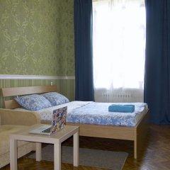 Апартаменты LUXKV Apartment on Kudrinskaya Square балкон