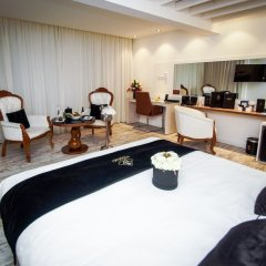 The Ciao Stelio Deluxe Hotel in Larnaca, Cyprus from 146$, photos, reviews - zenhotels.com meals