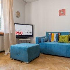 Отель P&O Apartments Miodowa 4 Польша, Варшава - отзывы, цены и фото номеров - забронировать отель P&O Apartments Miodowa 4 онлайн комната для гостей фото 5